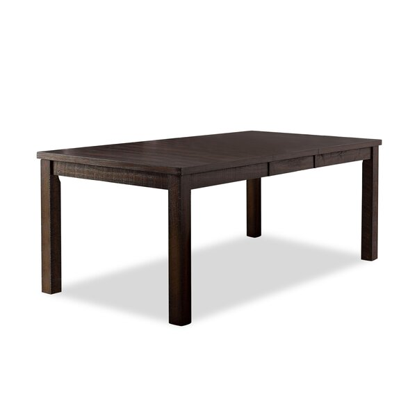 Candelaria Extendable Dining Table By Loon Peak