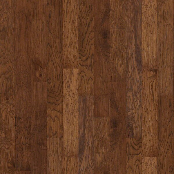 Sanford 5 Engineered Hickory Hardwood Flooring in Cleveland by Forest Valley Flooring