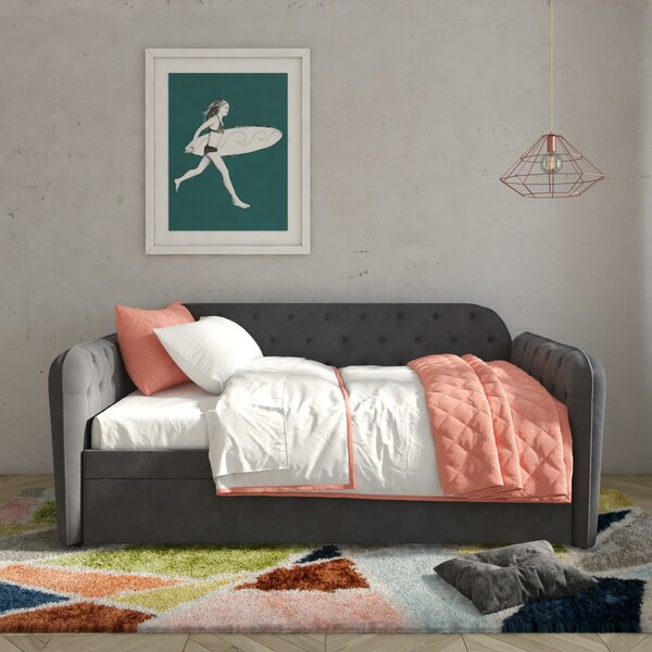 Tallulah Twin Daybed with Trundle by Novogratz