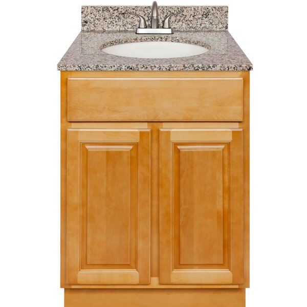 Hoddesd 24 Single Bathroom Vanity Set by Charlton Home
