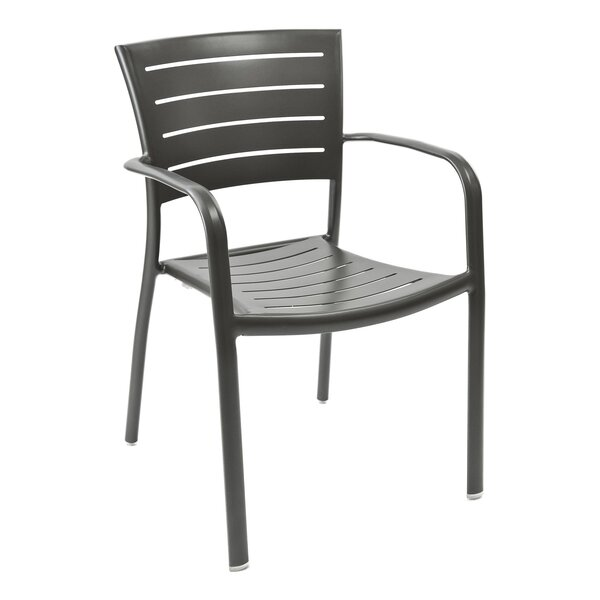 Stacking Patio Dining Chair by Florida Seating Florida Seating