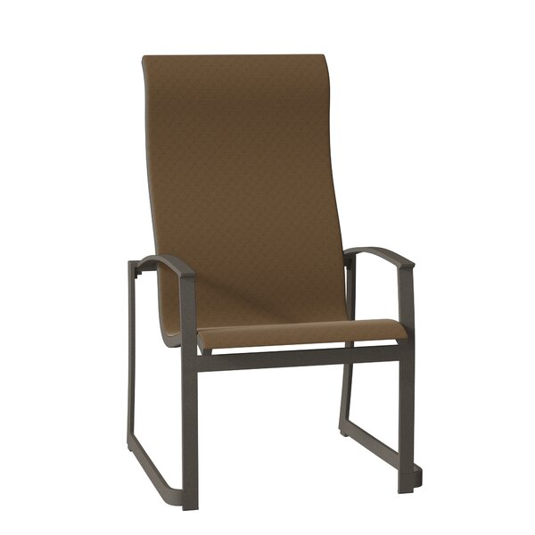 Mainsail Stacking Patio Dining Chair By Tropitone