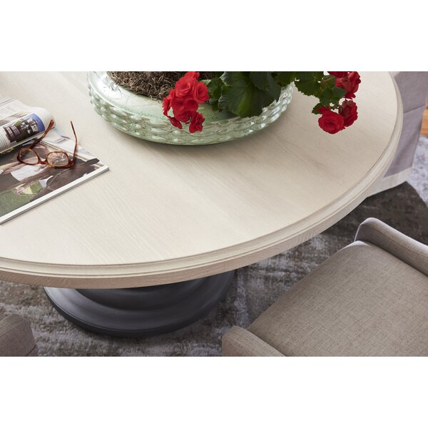Tennille Bethel Silver 3 Piece Solid Wood Dining Set by August Grove