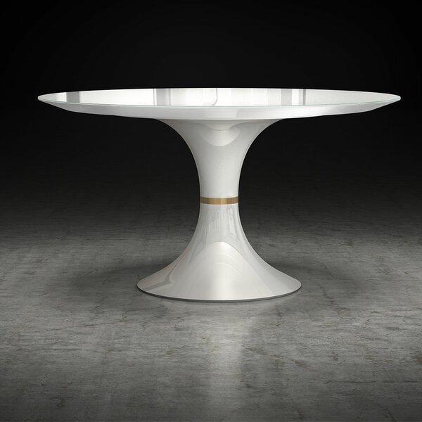 Waterloo Dining Table by Modloft Black