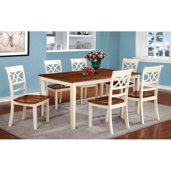 Dorland 7 Piece Dining Set by Red Barrel Studio