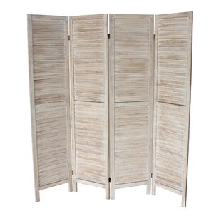 Great choice Bozeman 4 Panel Room Divider by Laurel Foundry Modern Farmhouse