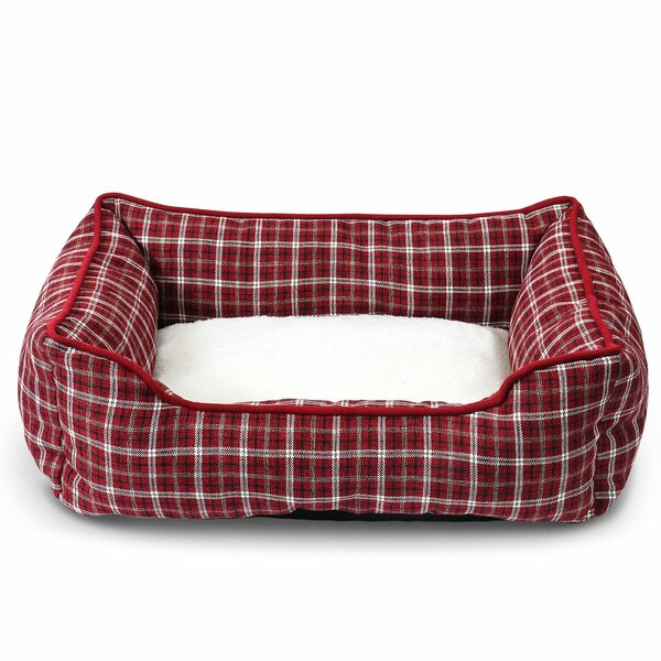 Dublin Pet Bed Bolster with Inner Cushion by Tucker Murphy Pet