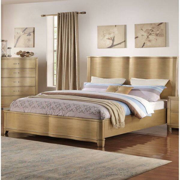 Klima Extremly Flawless Wooden Standard Bed by Mercer41