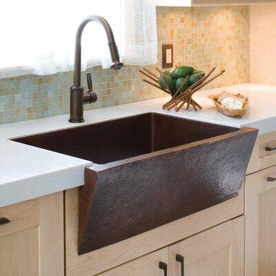 Kitchen Sink Antique Copper photo