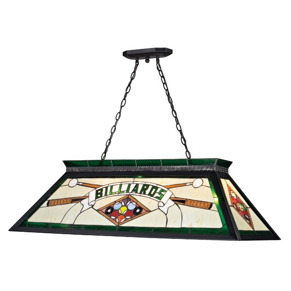 Chappelle 4-Light Billiard Light by Red Barrel Stu