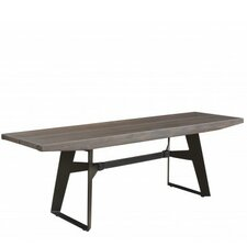 Galvan Wood Dining Bench by Union Rustic