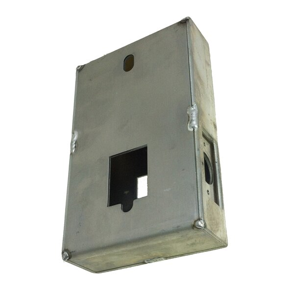 Aluminum Gate Box by Lockey USA