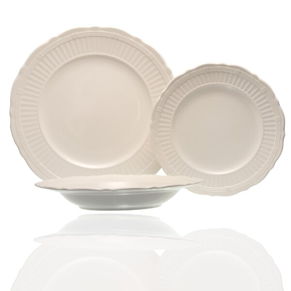 Tuscan Villa 18 Piece Dinner Set Service for 6 (Set of 18) by Red Vanilla