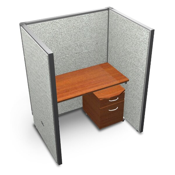 Privacy Station Panel System 1x1 Configuration by OFM