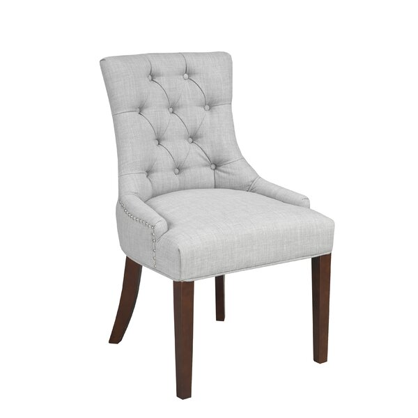 Kristofer Tufted Side Chair By House Of Hampton