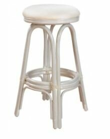 Carmen 30 Swivel Bar Stool by Hospitality Rattan