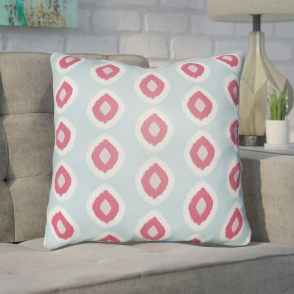 Malachi Circles Indoor/Outdoor Pillow Cover