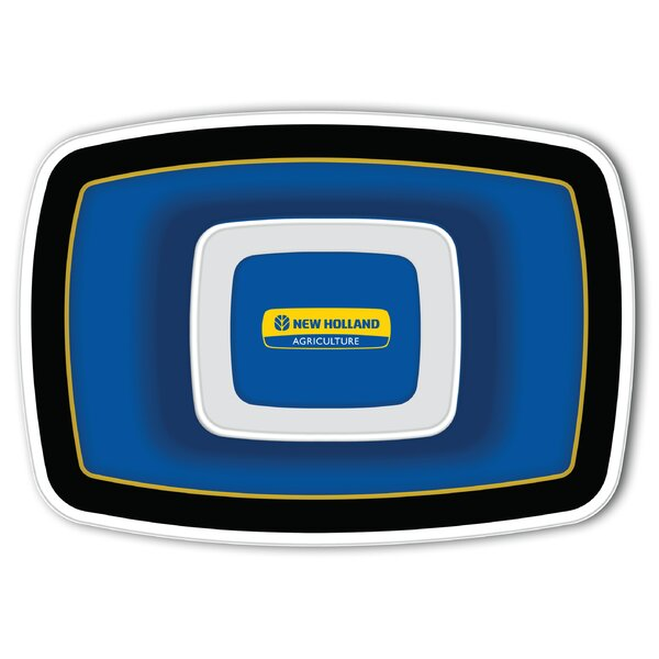 New Holland Melamine Chip and Dip Tray by MotorHead Products