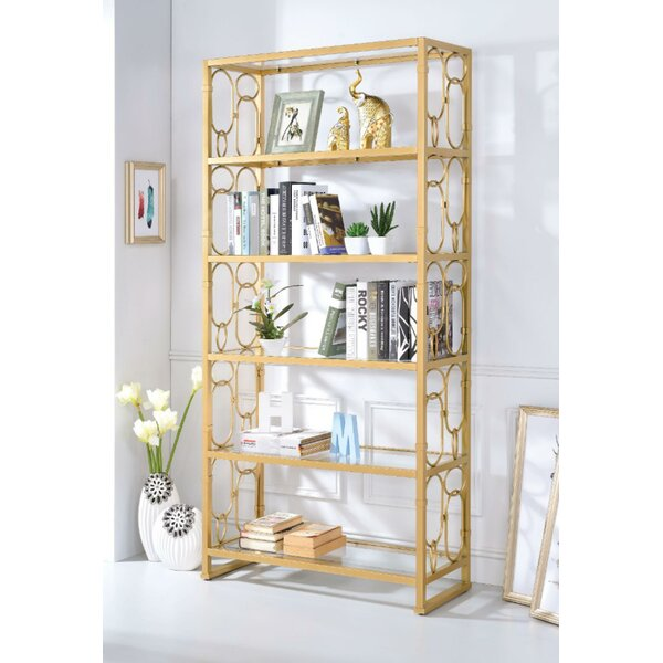Karen Etagere Bookcase by Everly Quinn