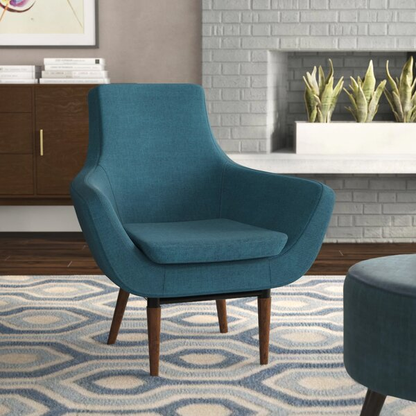 Mccaskill Lounge Chair by Modern Rustic Interiors