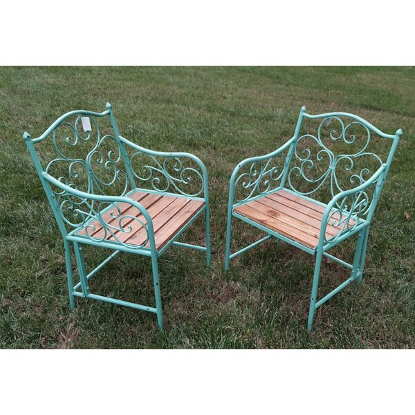 Daley Dining Chair (Set of 2) by August Grove