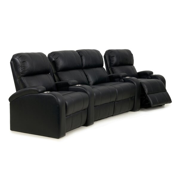 Storm XL850 Home Theater Lounger (Row of 4) by Octane Seating