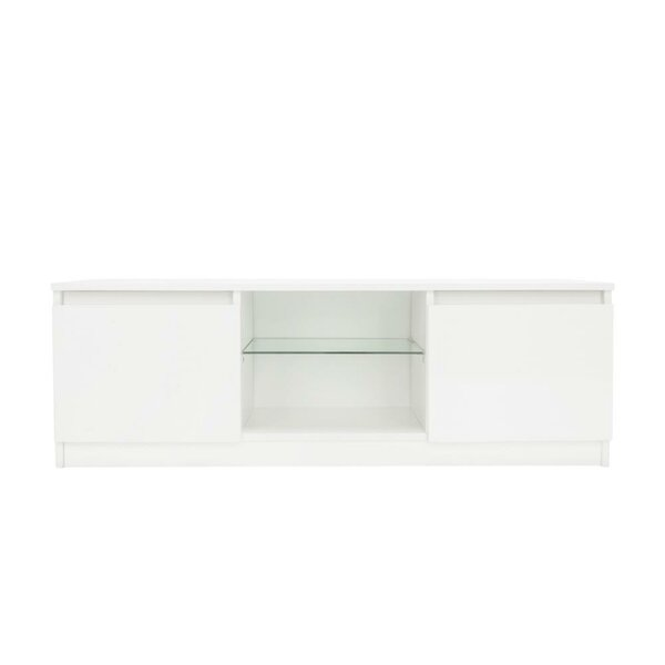 Review Garsteaode TV Stand For TVs Up To 40
