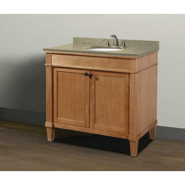 Cambridge 37 Single Bathroom Vanity Set by Empire IndustriesCambridge 37 Single Bathroom Vanity Set by Empire Industries
