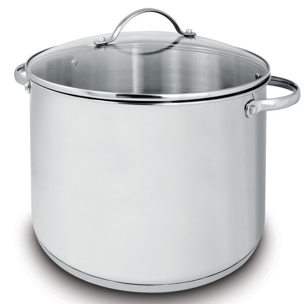 Gourmet Stock Pot with Lid by Cuisinox