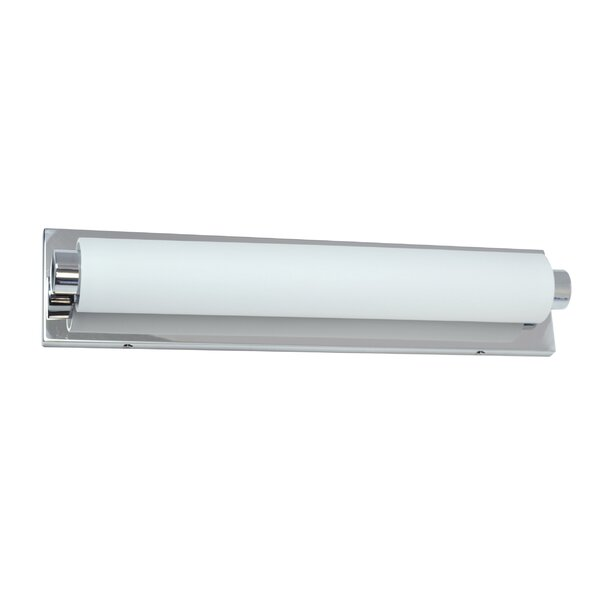 Dagmar 1-Light LED Bath Bar by Latitude Run