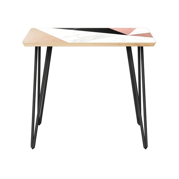Rozell End Table by Brayden Studio