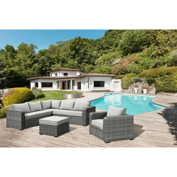 Tonia Brunswick Sectional by Ivy Bronx