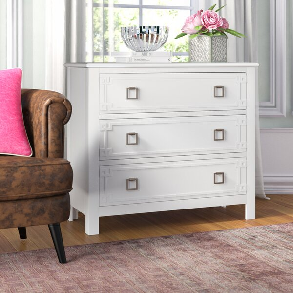 Emilee Overlay 3 Drawer Accent Chest by Willa Arlo Interiors