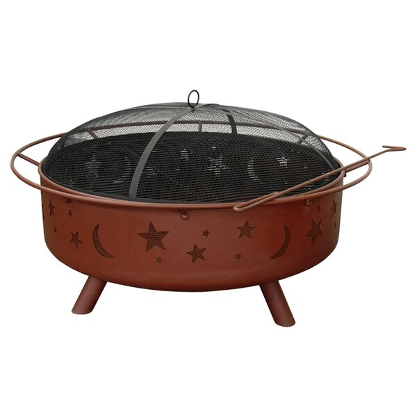 Celestine Steel Fire Pit by Landmann