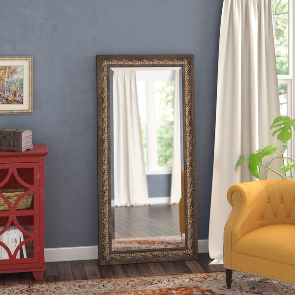 Boyers Wall Mirror by Three Posts