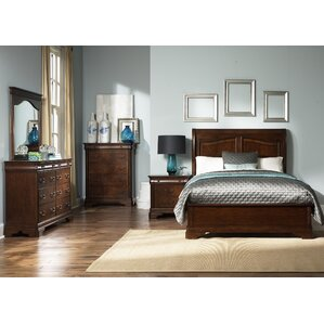 Abe Platform Configurable Bedroom Set ..