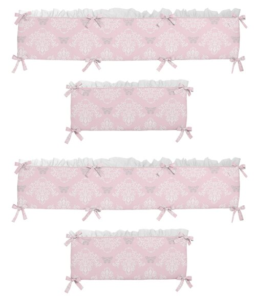 Alexa Crib Bumper by Sweet Jojo Designs