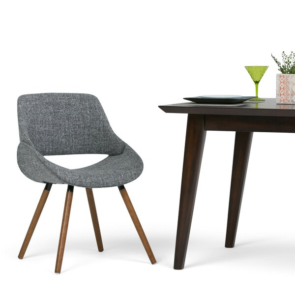 Hanrahan Upholstered Dining Chair by George Oliver