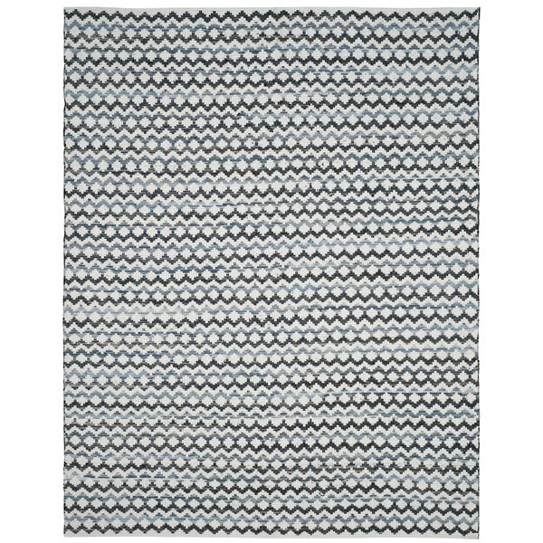 Layne Hand-Woven Cotton Area Rug by Birch Lane™