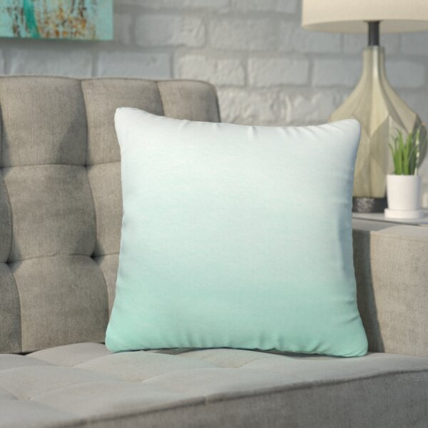Grandin Ombre Throw Pillow by Mercury Row