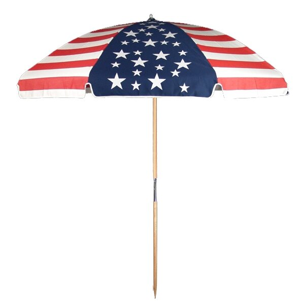 7.5' Beach Umbrella by Frankford Umbrellas Frankford Umbrellas