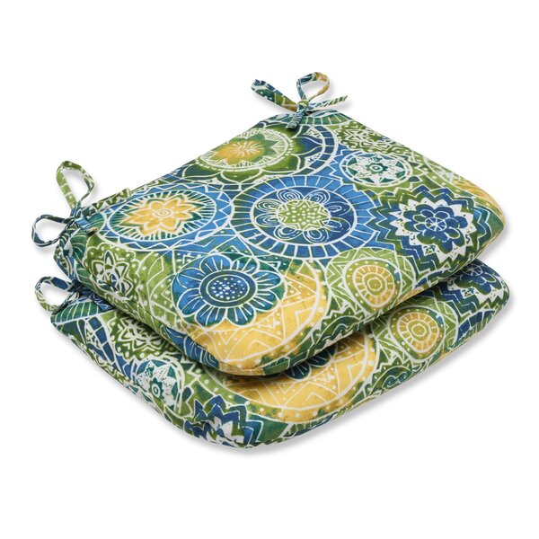 Eshal Indoor/Outdoor Seat Cushion (Set Of 2) By August Grove