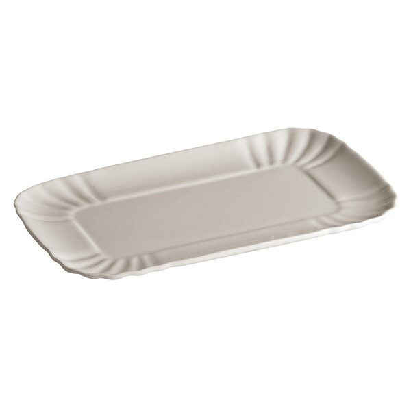 Estetico Quotidiano Rectangular Platter (Set of 4) by Seletti