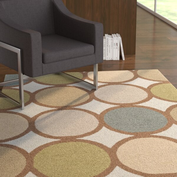 Moylan Hand-Tufted Multi Area Rug by Ebern Designs