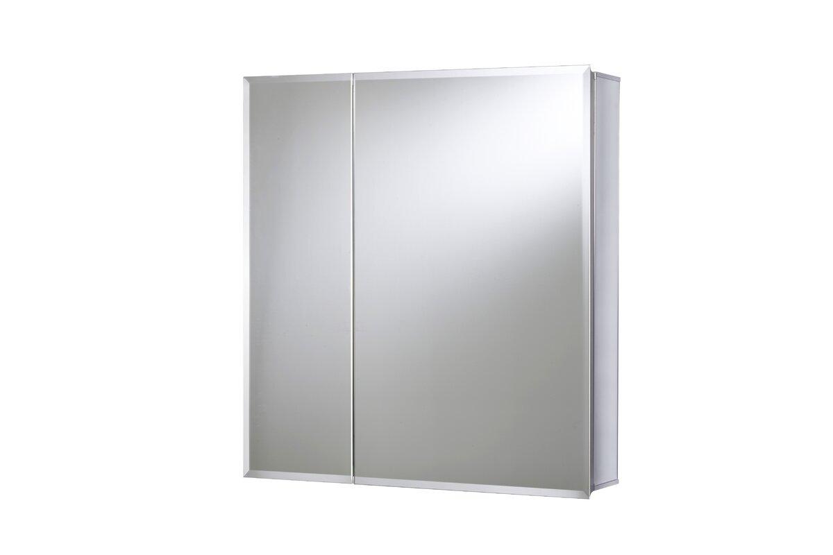 """Jacuzzi® Double Door Bi-View 24"""" X 26"""" Recessed Or Surface"""