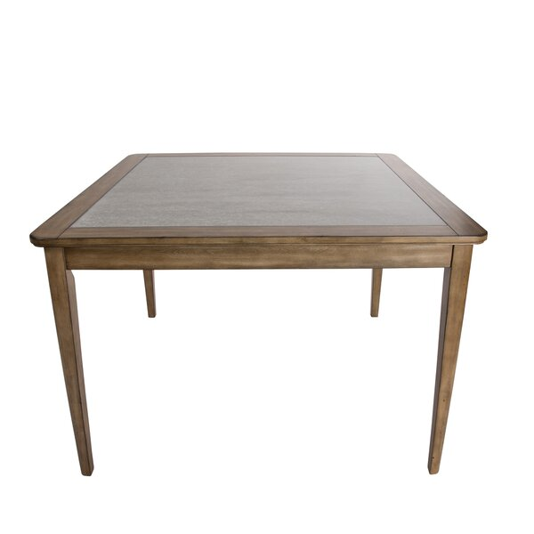 Kennemer Counter Height Dining Table by Three Posts