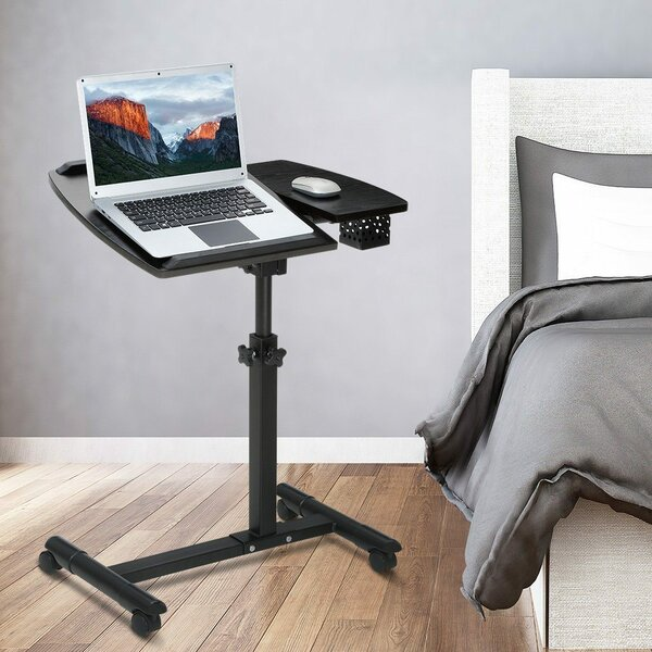 Alberta Height Adjustable Standing Desk by Symple Stuff