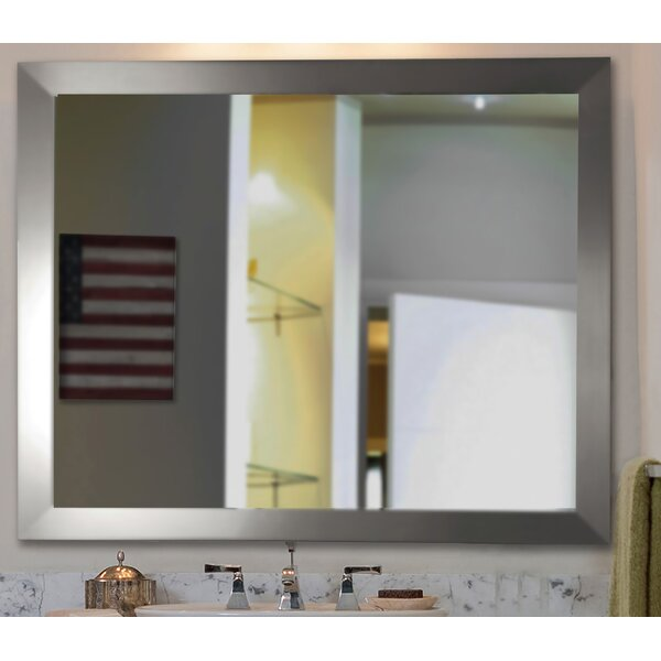 Wide Wall Mirror by Latitude Run