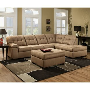 Chamberlain Sectional Red Barrel Studio
