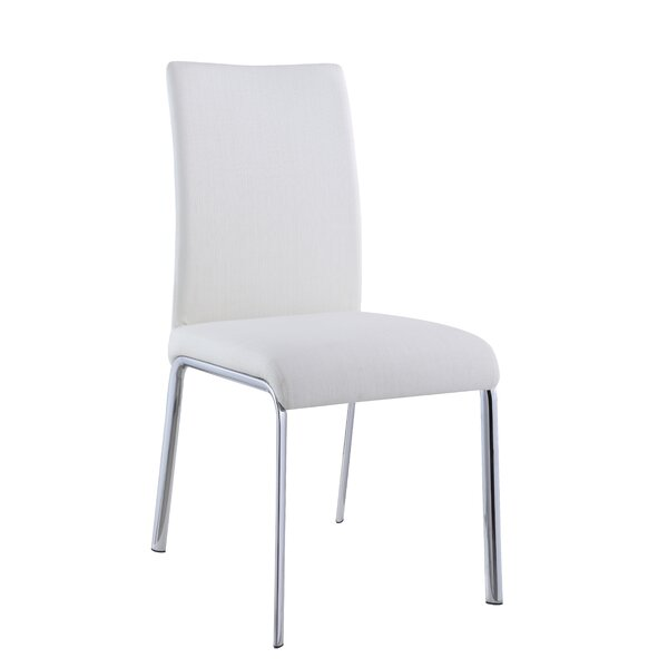 Tianna Upholstered Dining Chair (Set of 4) by Orren Ellis